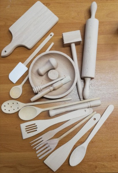 About us | Crea dom - Hand-made wooden kitchen utensils for