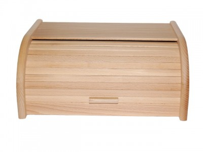 Bread box, pine wood