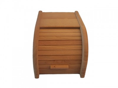 Bread box, beech wood
