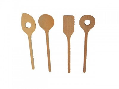 Kitchen set for children, spoons 1/4